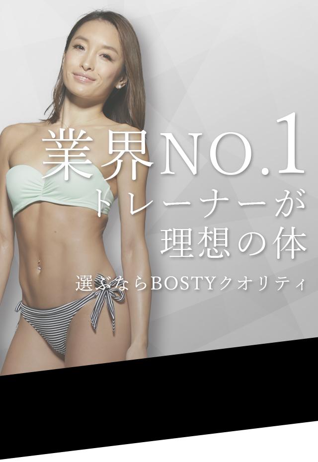 BOSTY 腹筋専門パーソナルジム