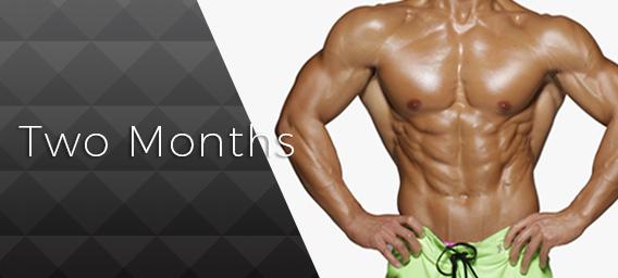 腹筋専門 2ヶ月 16回コース