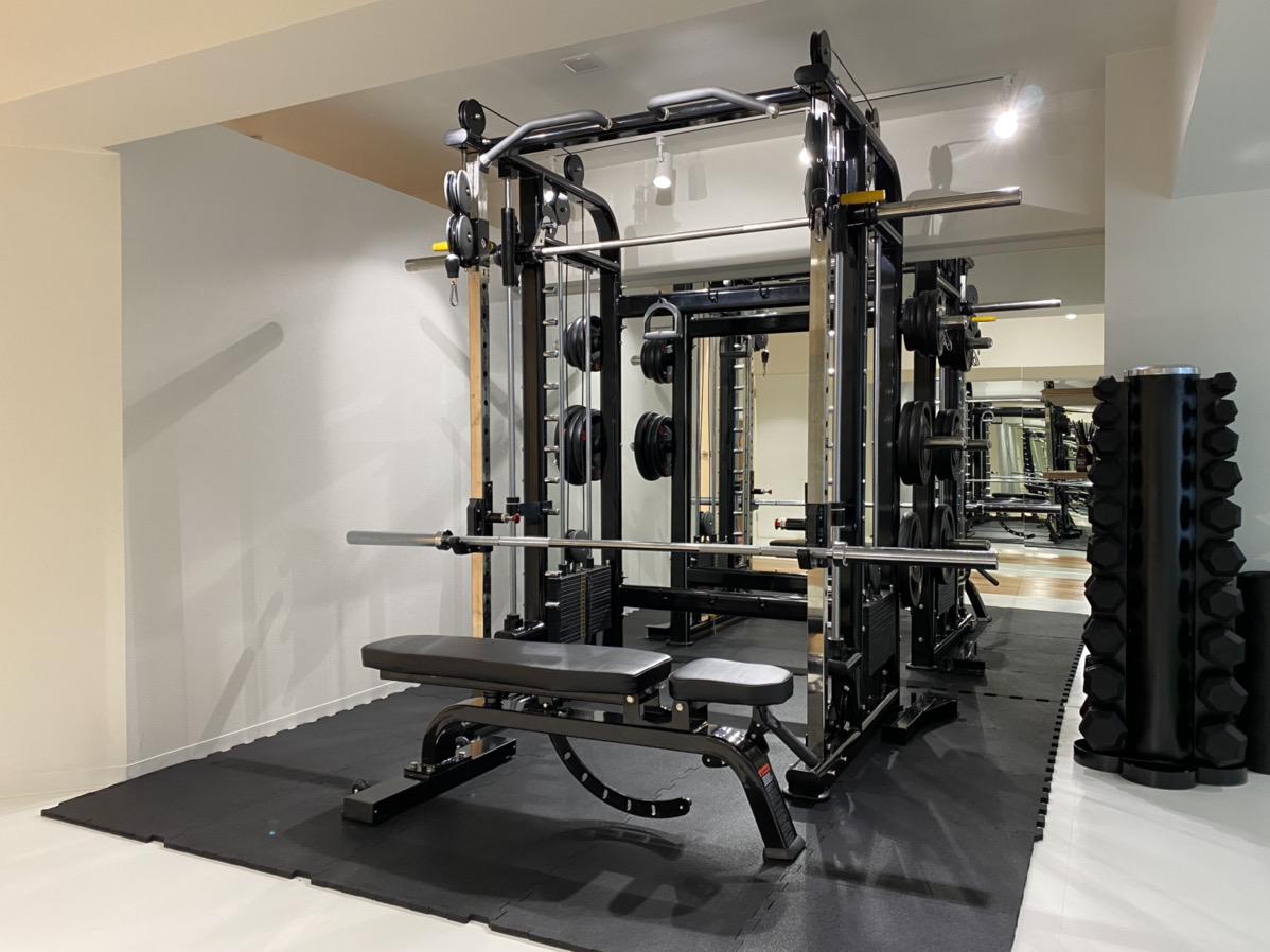 痩せる・鍛える BOSTY 代々木スタジオ