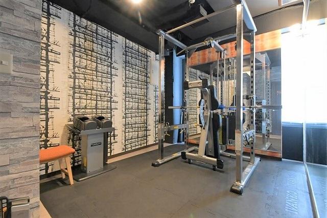落ち着いてパーソナルトレーニングを受けたいなら個室がおすすめ!