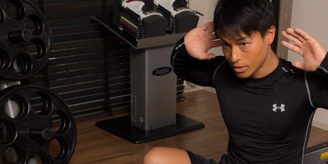 腹筋を綺麗に割る方法をトレーニング・食事のアドバイス付きで解説!