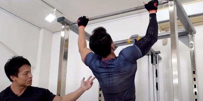 初心者に懸垂はおすすめできない?正しい懸垂の取り組み方とは?